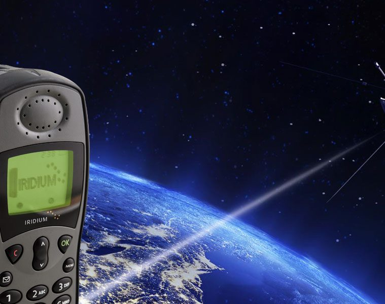 Satellite Phone Equipment Reviews - Iridium 9505a