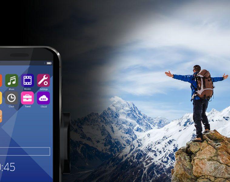 Satellite Phone and Equipment Reviews - Thuraya SatSleeve