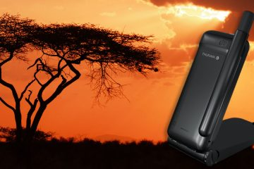 Satellite Phone and Equipment Reviews - Thuraya SatSleeve HotSpot Device