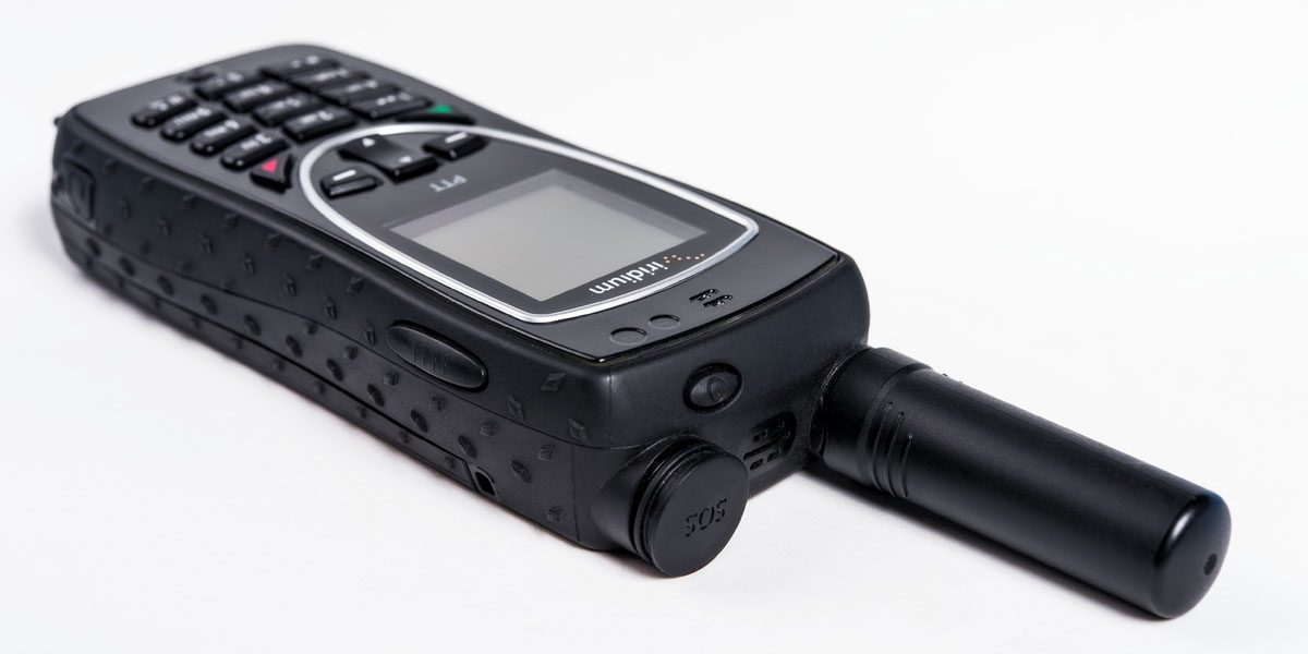 Satellite Equipment And Reviews - Iridium Extreme PTT
