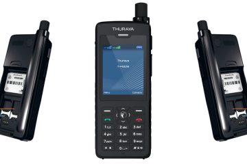 Satellite Phone and Equipment Reviews - Thuraya XT-Pro