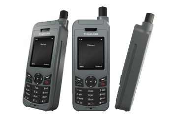 Satellite Phone and Equipment Reviews - Thuraya XT-LITE