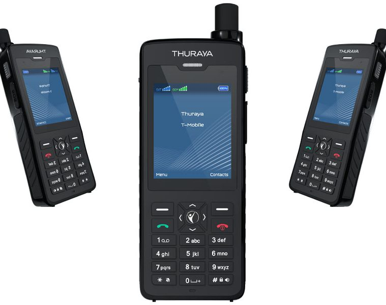 Satellite Phone and Equipment Reviews - Thuraya XT-PRO Device
