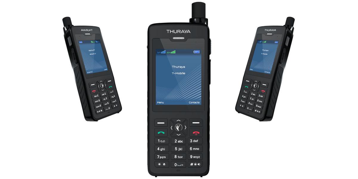 Satellite Phone and Equipment Reviews - Thuraya XT-PRO Device