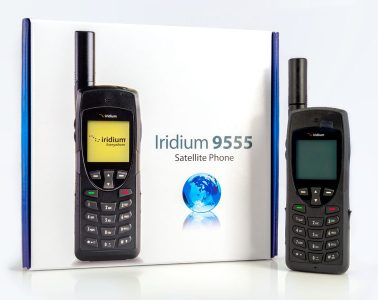 Satellite Equipment And Reviews - Iridium 9555